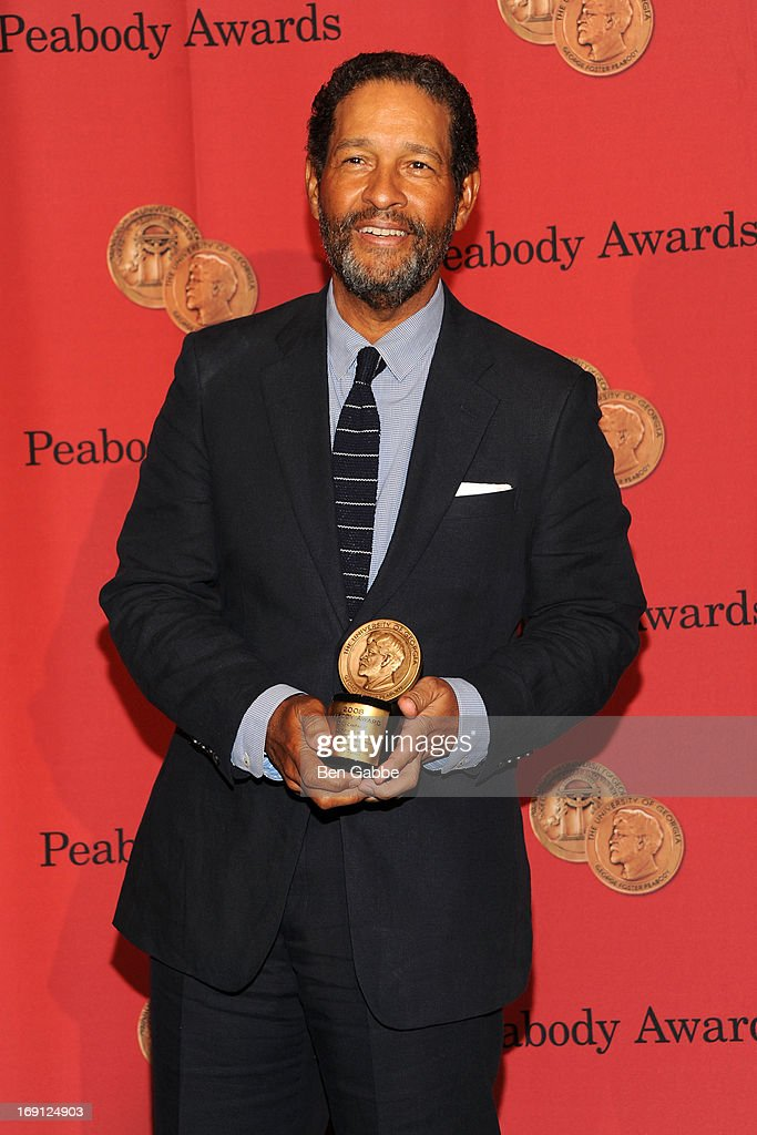 Sportscaster Bryant Gumbel attends 72nd Annual George Foster Peabody Awards at The Waldorf=Astoria on May 20, 2013 in New York City.