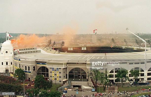 FUSSBALL EURO 1996'WEMBLEY STADION '/Sportstaetten Stadien
