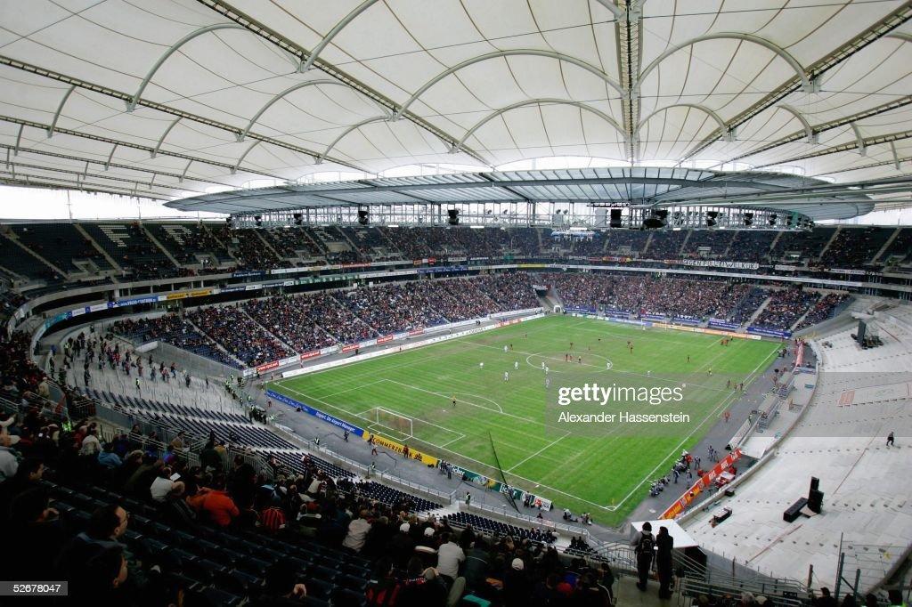 Sportstaetten/Stadion 2005 Frankfurt 090405 Commerzbank Arena
