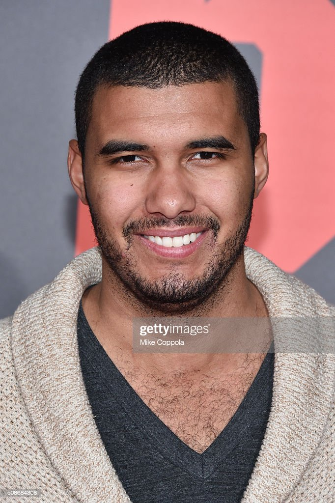 Sportswriter Jonathan Jones attends Bleacher Report's 'Bleacher Ball' presented by go90 at The Mezzanine prior to Sunday's big game on February 5, 2016 in San Francisco, California.