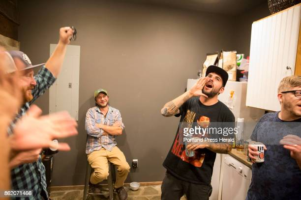 Spose yells for people to come downstairs grab a beer and 'reset the vibe' at midnight The crew would spend the next five hours and finish the album...
