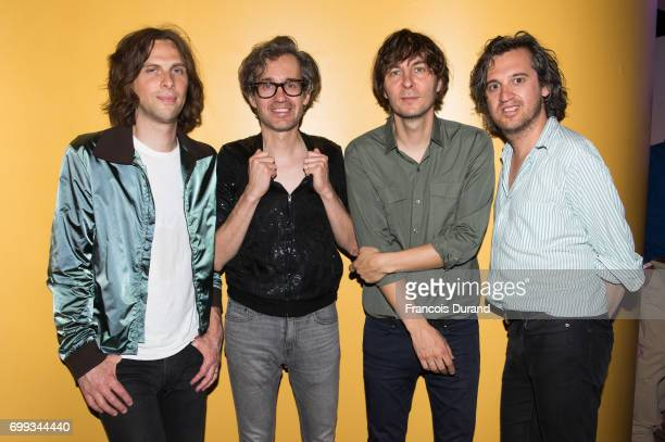 Spotify Beach Party At Cannes Lions With Performances By Phoenix And 2manydjs at Spotify Beach House on June 20 2017 in Cannes France
