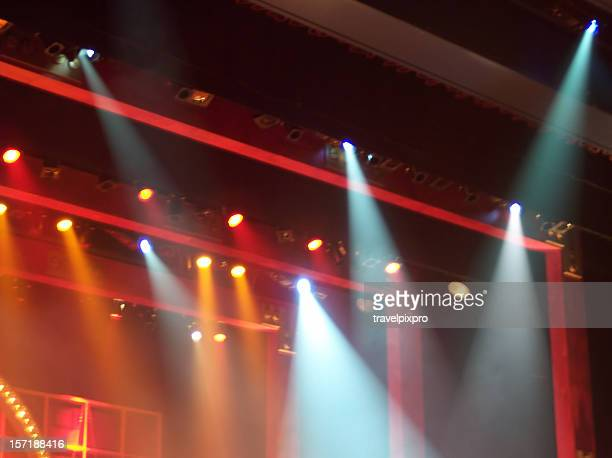 Spotlights in Theatrical Lighting