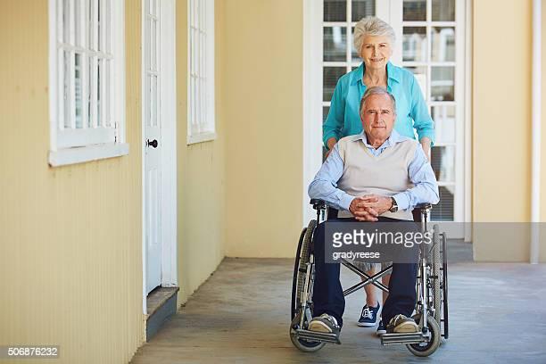 Spousal Unterstützung im senior Jahre