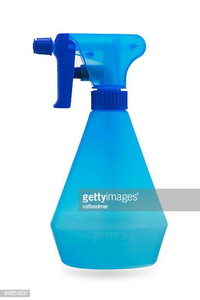 spray-Flasche mit Pfad