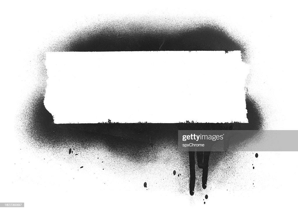Spray Paint Banner
