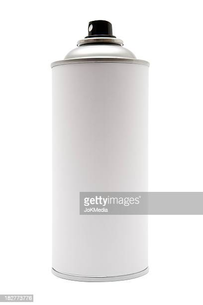 Spray Paint Can (Clipping Path Included)