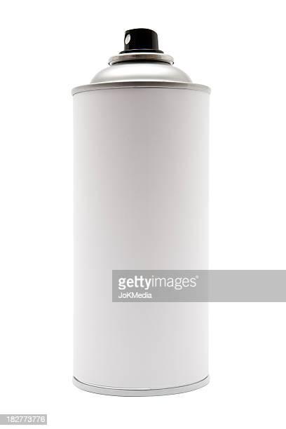 Spray de Tinta pode (Traçado de Recorte incluído