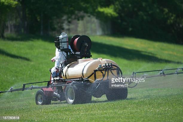 Spray rig