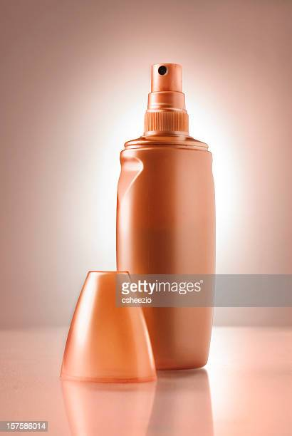 Spray tan bottle