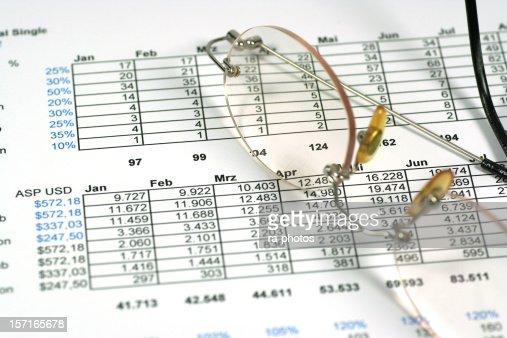 Spreadsheet calculation