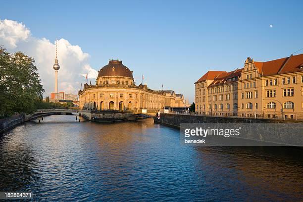 Spree in Berlin, Deutschland