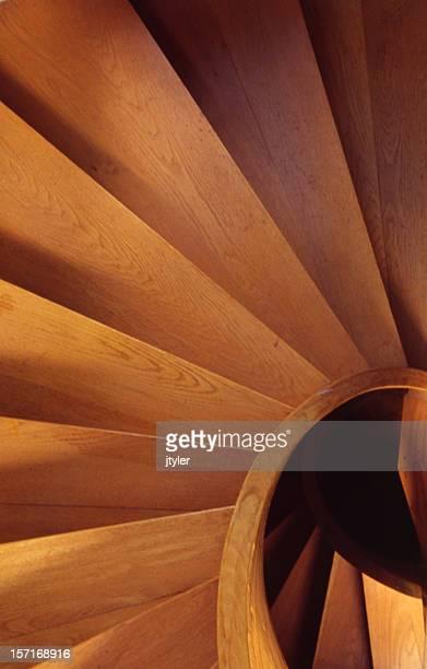Sprial Treppe