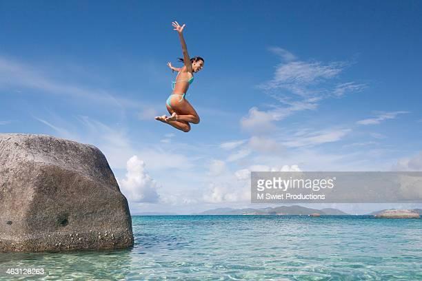 spring bay jump