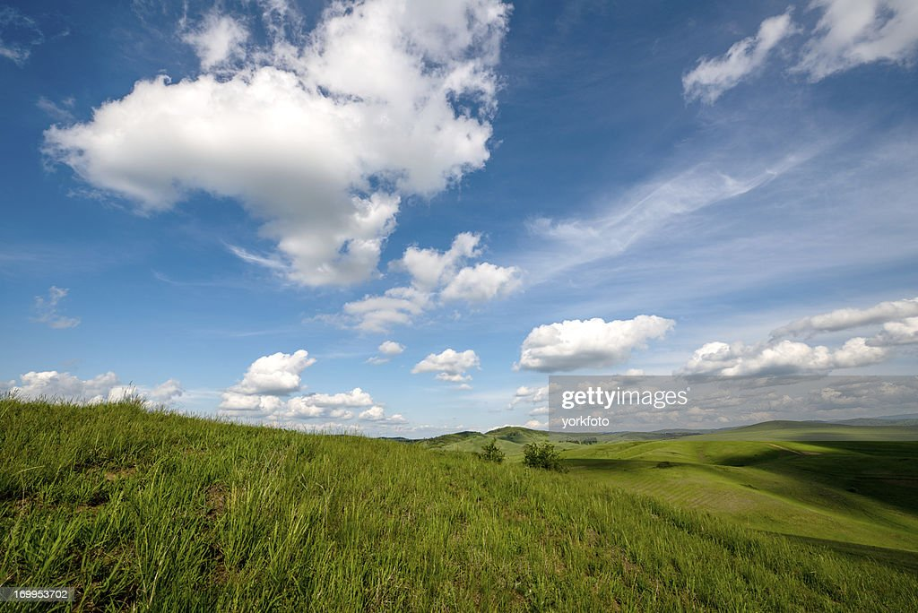spring cloud : Stock Photo