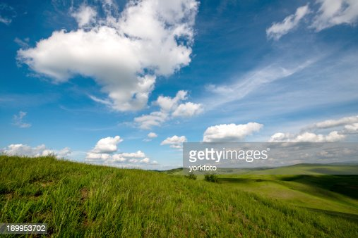 spring cloud : Stock Photo