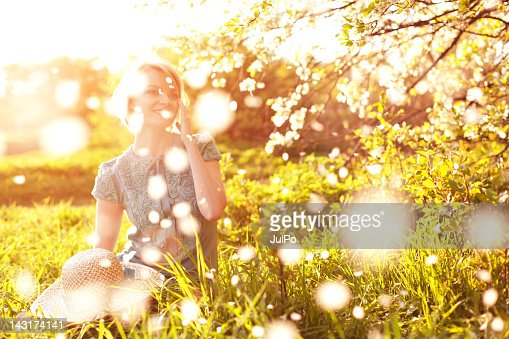 Spring coming : Stock Photo