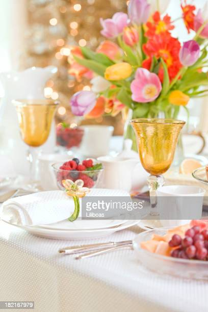 "Frühlings-Dining """