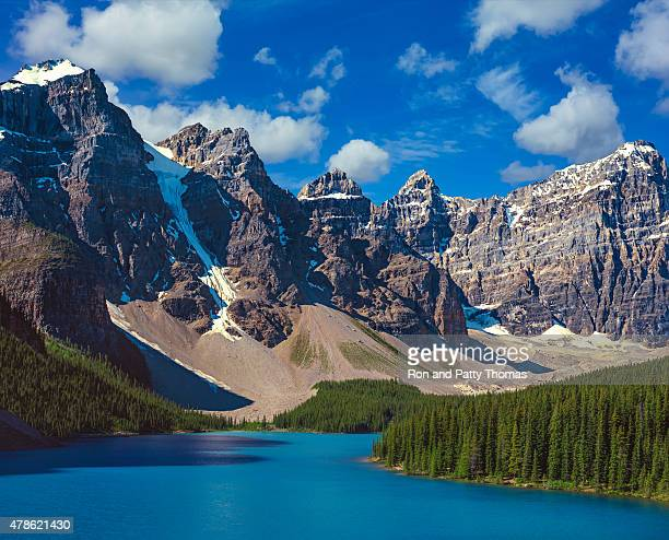 Spring in the Canadian Rockies, Banff NP