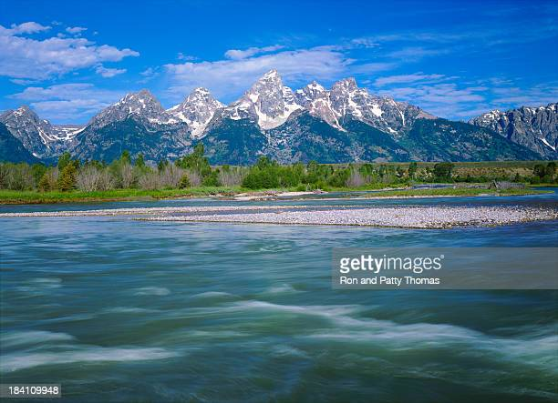 Spring In The Grand Teton National Park