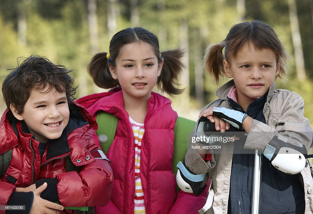 Spring outdoor fun : Stock Photo