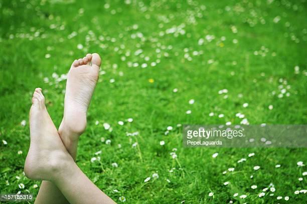 Frühling Entspannen Sie