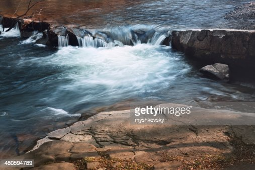 Spring Stream : Stock Photo