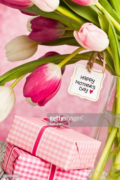 Spring Tulips for Mother's Day