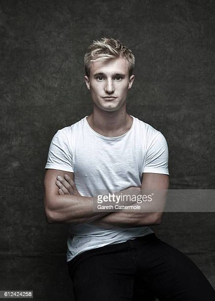 Springboard diver Jack Laugher is photographed on September 12 2016 in London England