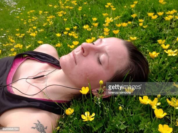Springtime on the park