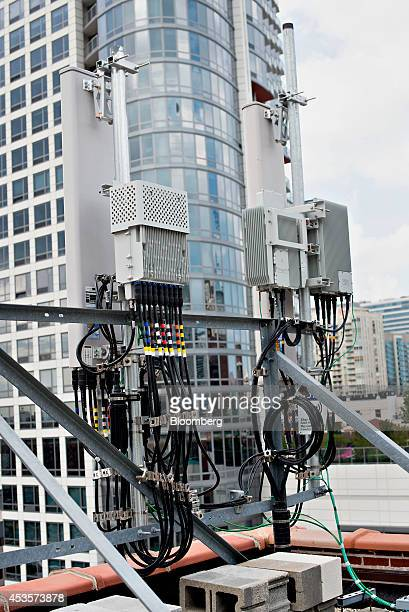 Sprint Corp 8T8R equipment the multiple antenna technology which combines eighttransmit and eightreceive radios at a cell site to boost the...