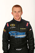 Sprint Cup Series driver Cole Whitt poses for a photo at Daytona International Speedway on February 18 2016 in Daytona Beach Florida