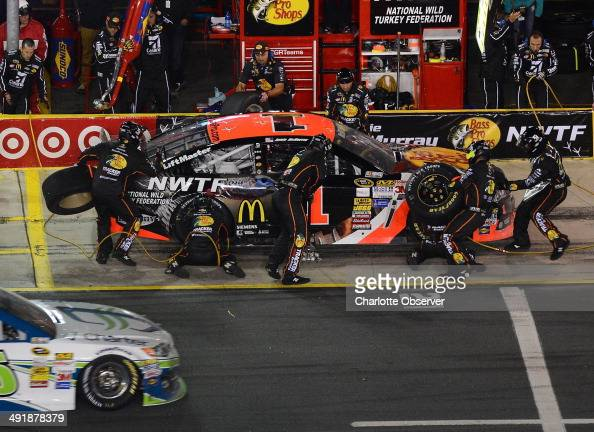 Sprint All Star Race At Charlotte Motor Speedway Pictures