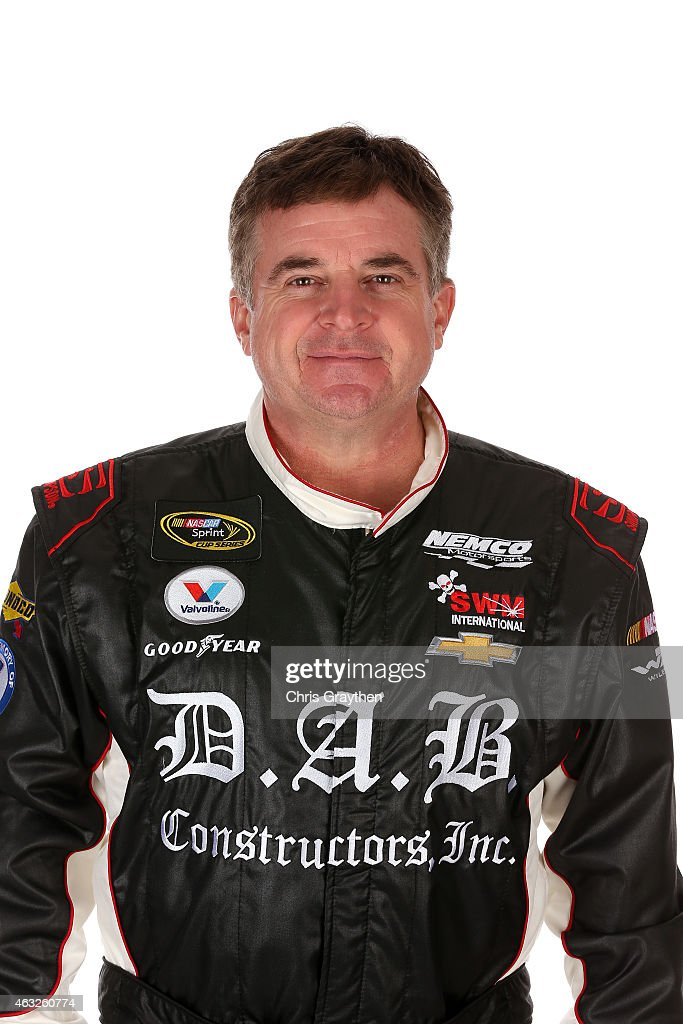 2015 NASCAR Sprint Cup Series Portraits