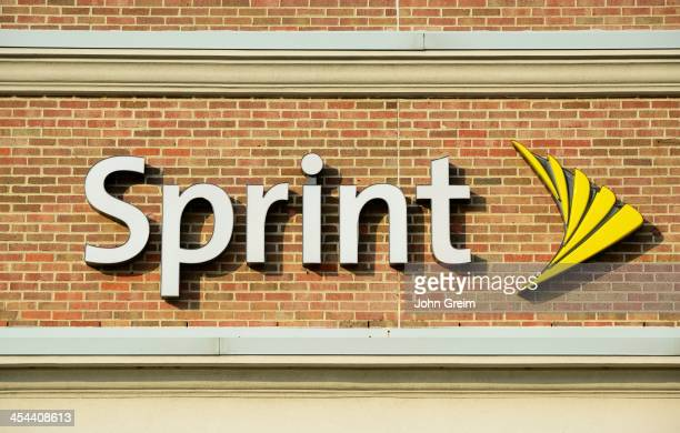 Sprint sign logo