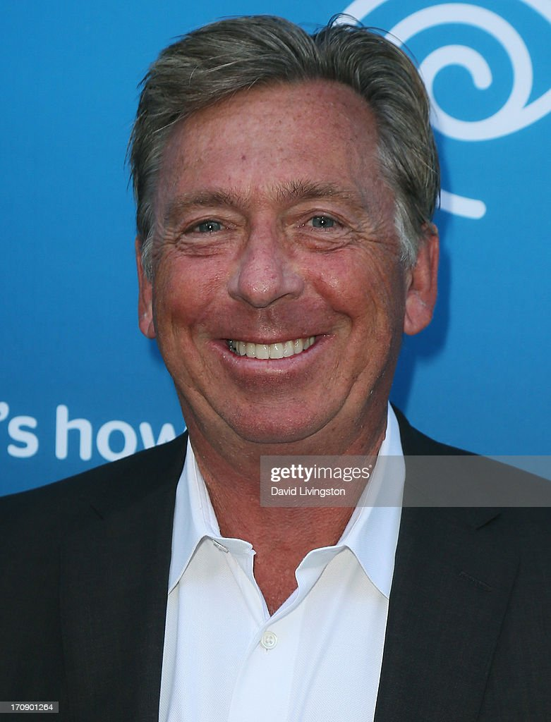 Sprotscaster Bill MacDonald attends Time Warner Cable Media (TWC Media) 'View From The Top' Upfront at Vibiana on June 19, 2013 in Los Angeles, California.