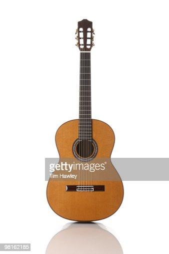 Spruce top spanish guitar