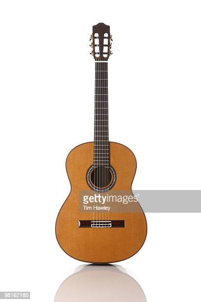 Spruce top spanish guitar