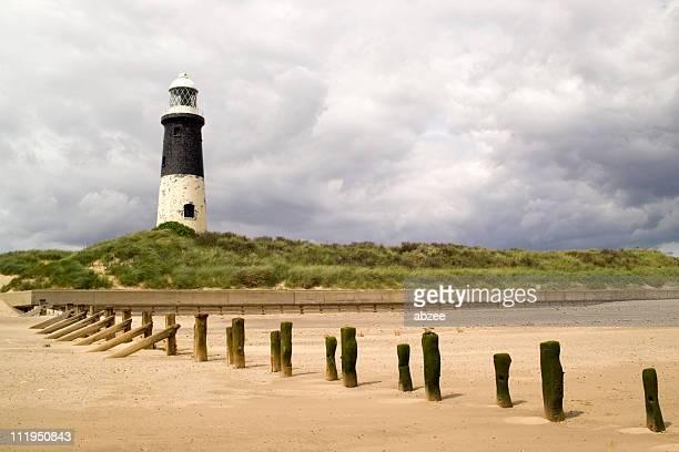 Spurn Head lighthouse