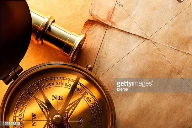Spyglass & Compass