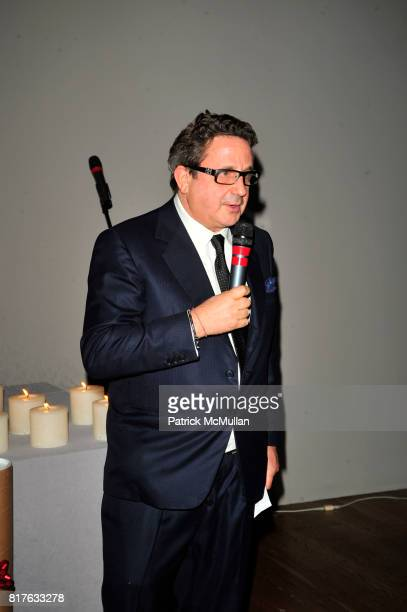 Spyros Niarchos attends ACRIA 15th Annual Holiday Benefit Dinner hosted by InStyle Magazine and Urban Zen at Urban Zen Center at the Stephan Weiss...