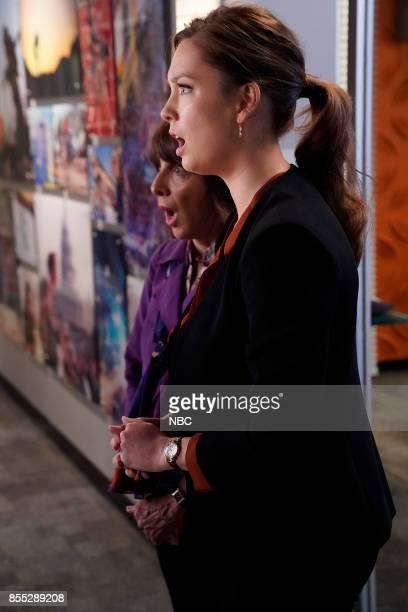 NEWS 'Squad Feud' Episode 202 Pictured Andrea Martin as Carol Briga Heelan as Katie