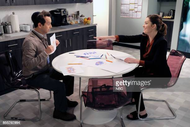 NEWS 'Squad Feud' Episode 202 Pictured Brad Morris as Gene Briga Heelan as Katie