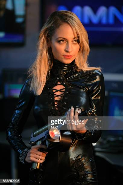 NEWS 'Squad Feud' Episode 202 Pictured Nicole Richie as Portia