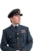 WWII Squadron Leader