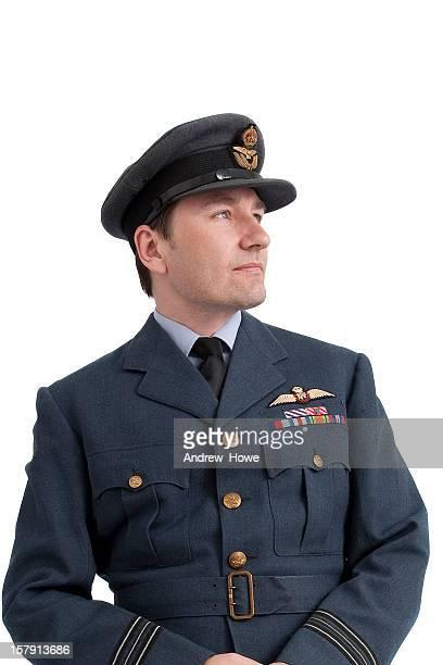 Squadrone Leader della seconda guerra mondiale