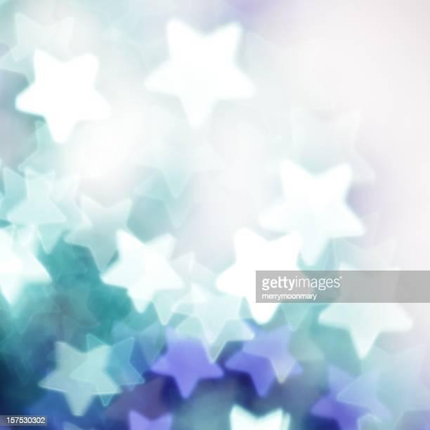 Format carré étoiles