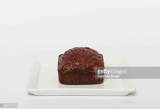 A Square Muffin on a Square Plate