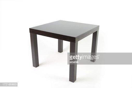 スクエアのテーブル