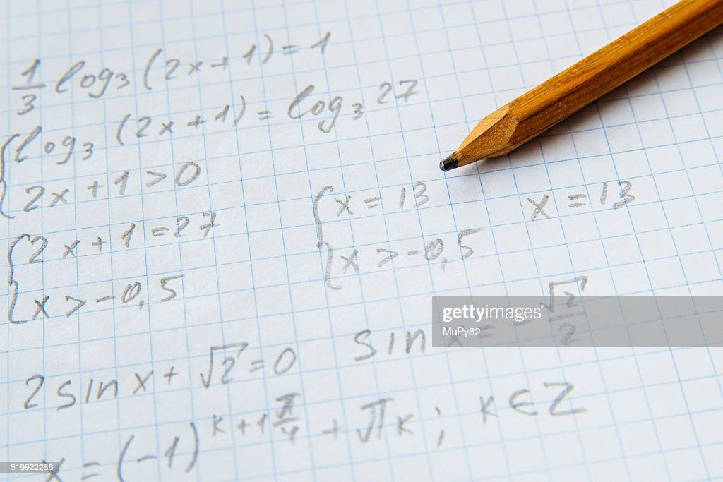 Write my math paper